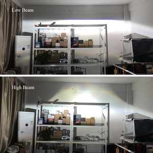 Image 4 - Ronan 2 قطعة ضبط أضواء الضباب ثنائية جهاز عرض مزود بإضاءة زينون عدسة ل كامري/كورولا/RAV4/يارس/اوريس/هايلاندر H11 D2H HID لمبة الملحقات