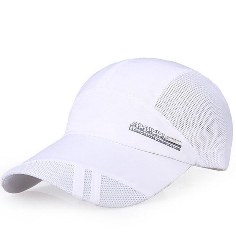Nové letní pánské prodyšné síťované čepice Baseballové - Příslušenství pro oděvy - Fotografie 5
