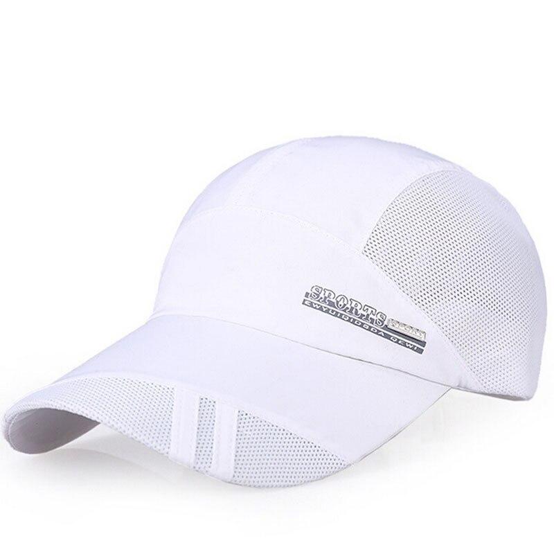 New Summer Herren Breathable Mesh Hüte Baseball Caps - Bekleidungszubehör - Foto 5