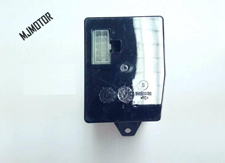 2 modèles interrupteur de démarrage-arrêt bouton d'arrêt pour chinois SAIC ROEWE 550 MG6 Auto voiture moteur pièces 10004004 - 5