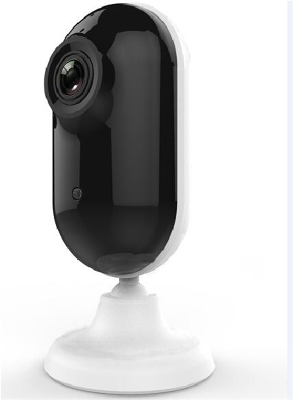 720P Wide Angle Wireless WIFI IP Camera With Megnetic Baby Monitor
