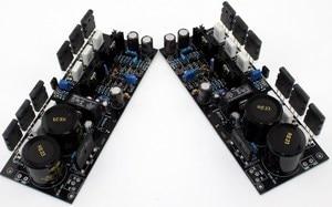 Image 4 - A2 FET tam simetri güç amplifikatörü kurulu (1 çift bitmiş panoları) kullanarak orijinal TT1943/TT5200