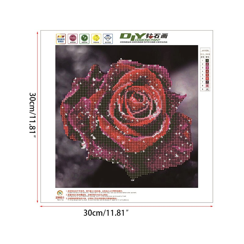 Diamond-embroidery-5D-flower-diamond-cross-stitch-crystal-sets-unfinished-decorative-diy-diamond-painting-rose-30cm