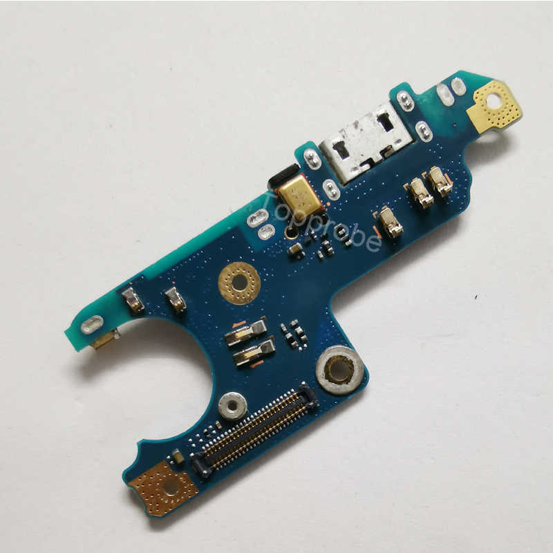 ميكروفون USB حوض شحن مجلس لنوكيا 6 TA1000 TA1003 TA1025 مايكرو محطة منفذ شحن وحدة الكابلات المرنة استبدال
