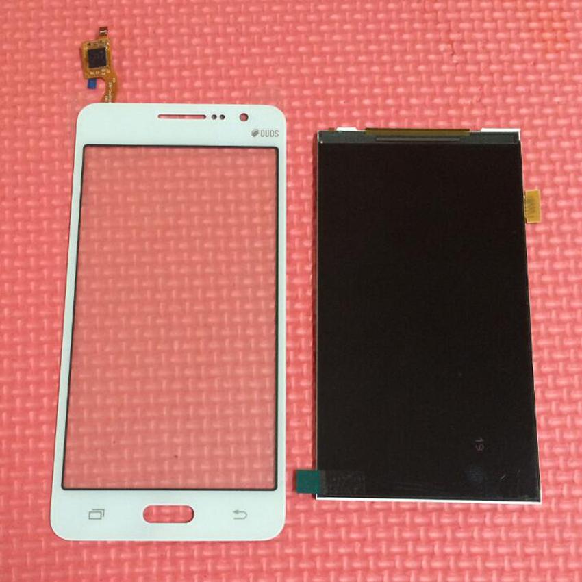 Prix pour 100% Garantie Ecran lcd + Écran Tactile Digitizer Pour Samsung Galaxy Grand Prime G531 G531F Téléphone Pièces De Rechange