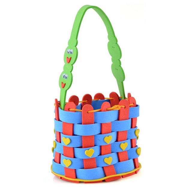DIY Cute Handmade Basket