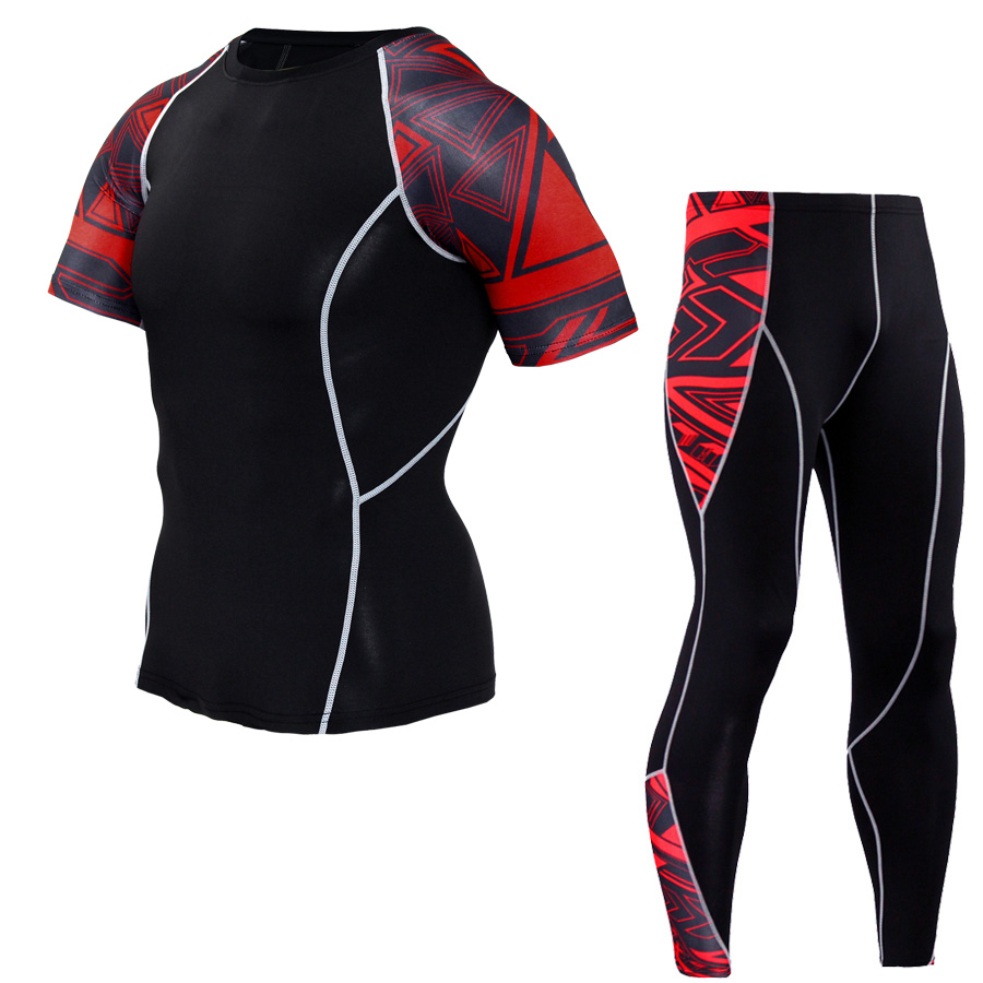 Mens short sleeves trousers, bicycles, sweat and sweat, mens quick dry pants riding suit suit