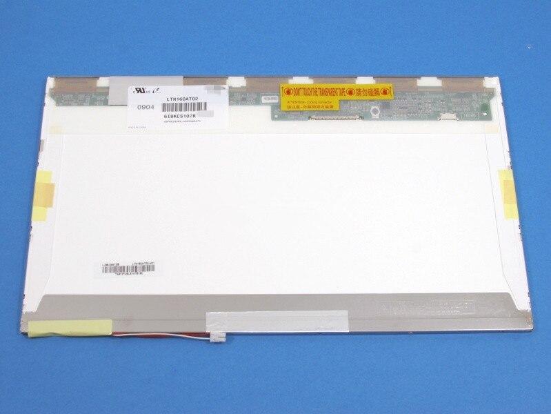Quying Laptop LCD Screen 16.0 inch LTN160AT01 LTN160AT02 Display Panel ltn160at01 ltn160at01 a02 hd ccfl backlight laptop lcd screen led display panel ltn160at01 a02 matrix