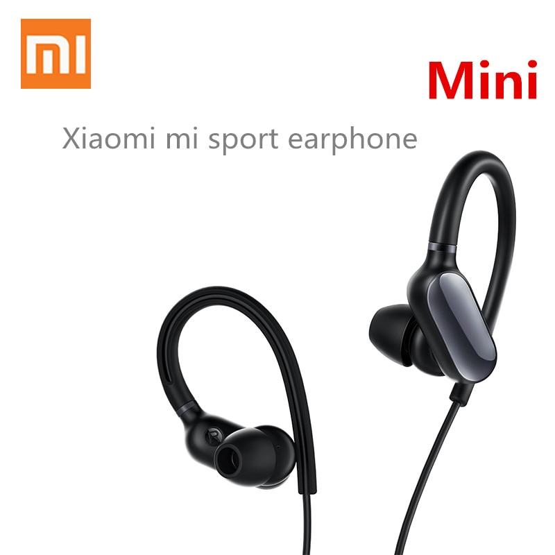Original Xiaomi Mi Sports Bluetooth mini Headset Earphones Mini Wireless Bluetooth 4.1 Music Sport 5 Earbud IPX4 Sweatproof