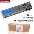 Аккумулятор KingSener Korea Cell New W1193 для DELL Latitude E6400 E6410 E6500 E6510 M4400 M6400 PT434 PT436 PT437 KY265 KY266 KY268