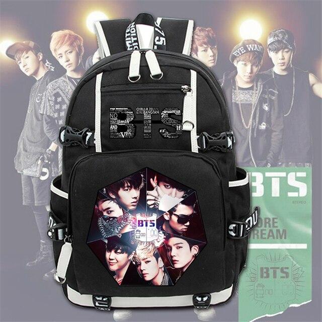Рюкзак BTS к-поп в ассортименте