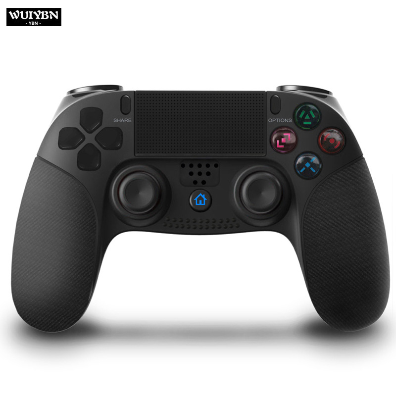 WUIYBN New Wireless Bluetooth Game Controller Joystick For PS4 Gamepad Console Playstation 4 Dualshock 4