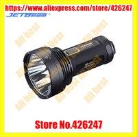Original JETBEAM T6 Outdoor Flashlight CREE XM L LED 4350 lumens High Brightness Multi Functional Portable Search Flashlight