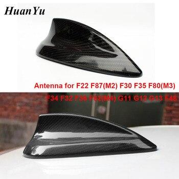 1 Sợi Carbon Ăng Ten dành cho XE BMW F22 F23 M2 F30 F31 F35 F34 F32 F33 F36 M3 F80 f82 F83 G11 G12 G13 X1 F48 Vây Cá Mập