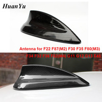 1PC Carbon Fiber Antenna Cover for BMW F22 F23 M2 F30 F31 F35 F34 F32 F33 F36 M3 F80 F82 F83 G11 G12 G13 X1 F48 Shark Fin