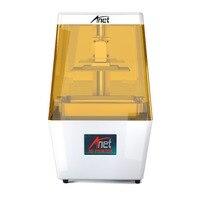 Анет N4 УФ ЖК дисплей 3D принтеры 40um ультра высокие высокоточная печать размер 120*65*138 мм с 3,5 ''Smart Touch Цвет Экран USB Off line