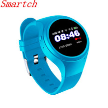 Smartch T88 Smart Watch GPS WIFI LBS AGPS Tracking Children Elder Smartwatch SOS Passometer G-sensor Watch for Ios Android For M