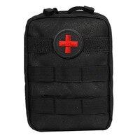 Мини сумка для путешествий аптечка для выживания Портативный выживания тактический аварийный набор сумка для первой помощи военный компле...