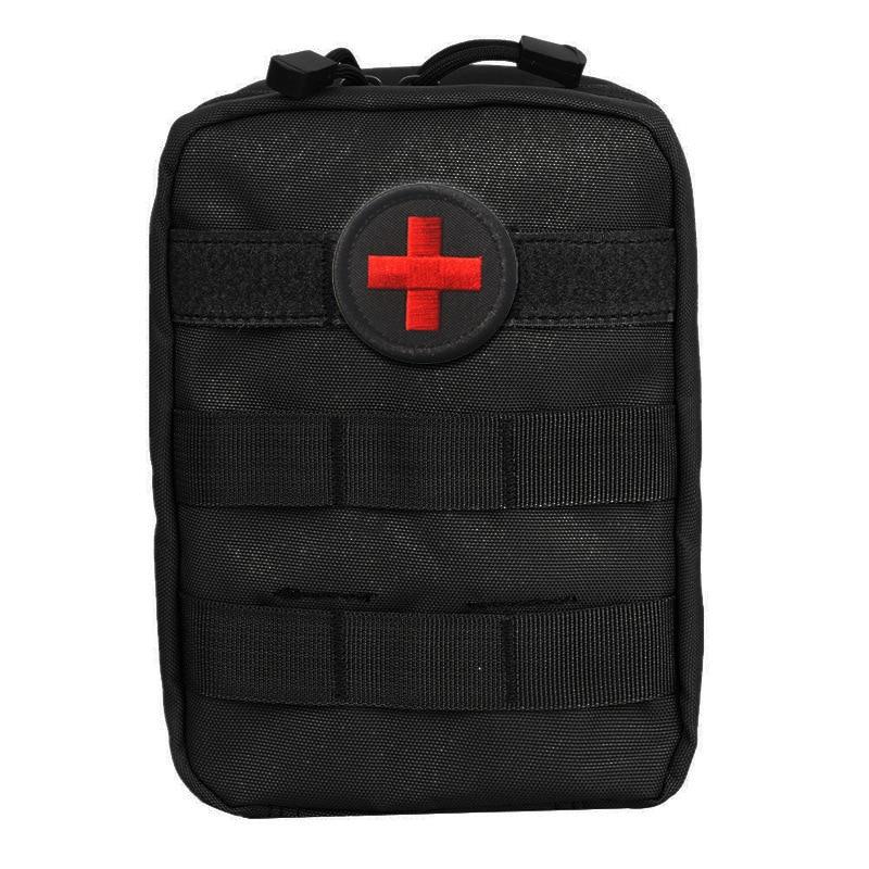 Mini Bolsa de Viagem Kit de Primeiros Socorros Survie Portátil Survival Tactical Pacote de Kits de Primeiros Socorros Saco de Emergência Kit Militar Medical Rápida