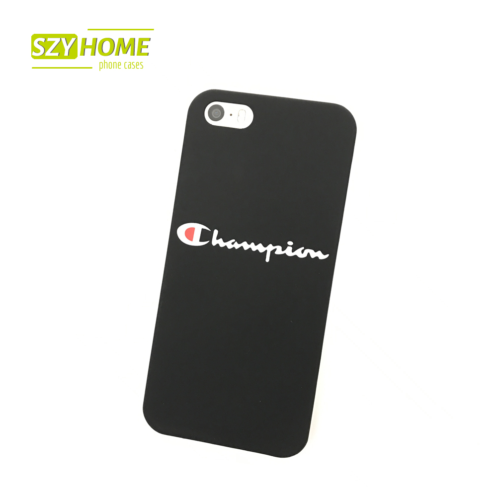 SZYHOME Phone Cases for IPhone 6 6s 7 Plus Case Simple Solid Color Nice Word Quality for