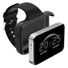 2G Smart watch DM95S with3 float pressing buttons with camera remote play step c