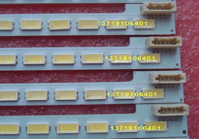 FOR Toshiba 46EL300C  Article lamp 46-LEFT LJ64-03495A LTA460HN05  Article lamp 1piece=64LED 570MM