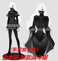 Free shipping Anime Perucas Kaneki Ken Kirishima Touka Tokyo Ghoul Cosplay Costume black dress