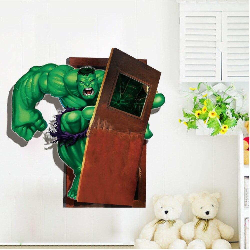 Incredible Hulk Toddler Bed Set - Bedding Queen
