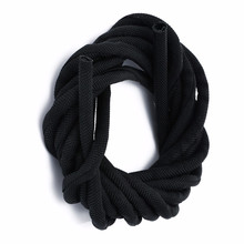 3 Meter X 5mm Black Nylon Sleeve Wrap Braided Cable Textile General Wire for Pipe Hose and Protection New