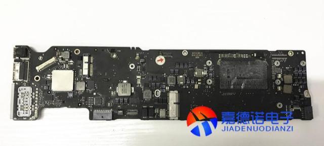 """Placa lógica de falla 820 3437 A/B para MacBook AIR 13 """"A1466, reparación de la placa base MD761 MD760"""