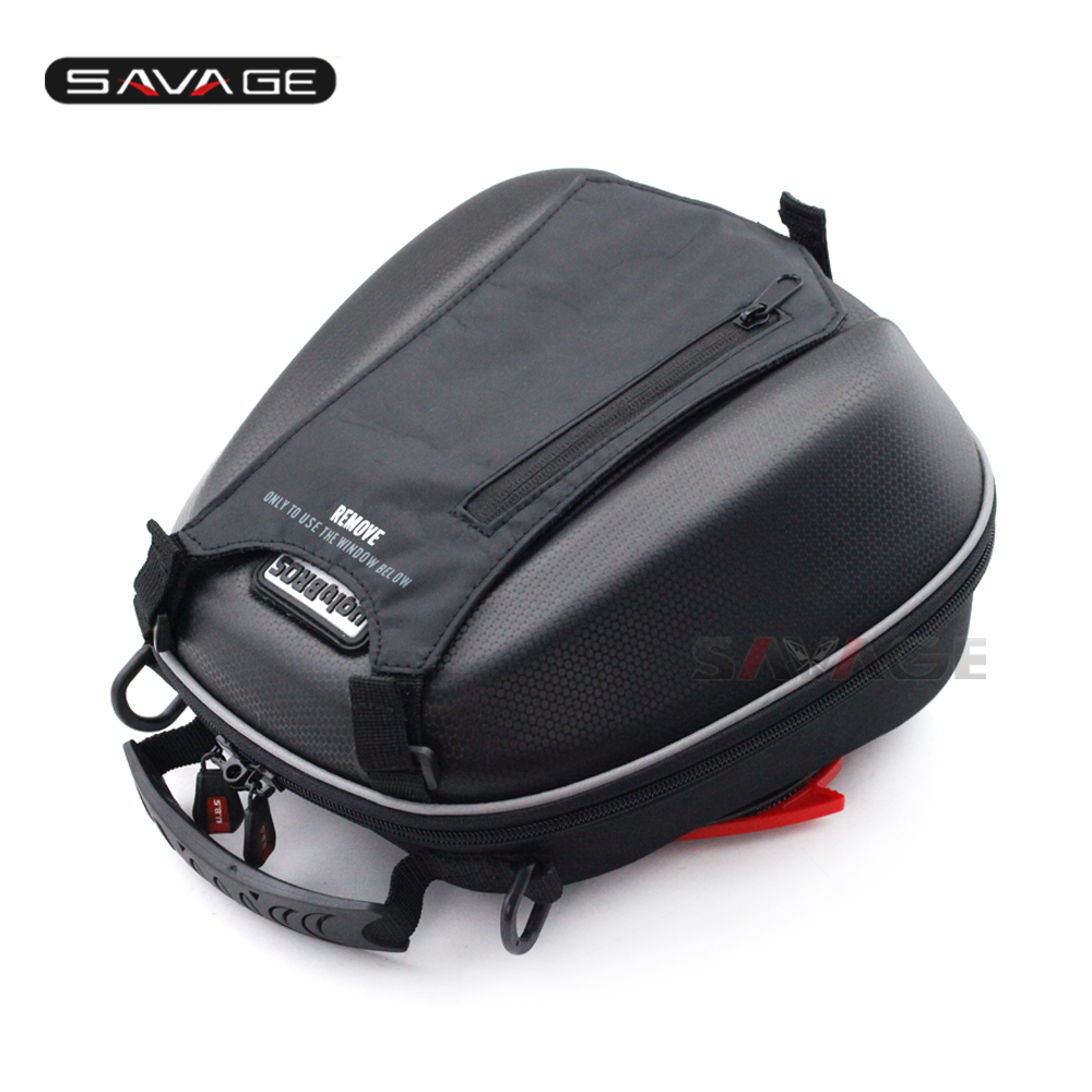 Luggage Tank Bag For SUZUKI GSX-R 600 GSXR 750 2006-2017 GSX-R 1000 Multi-Function Waterproof Backpack Motorcycle Accessries