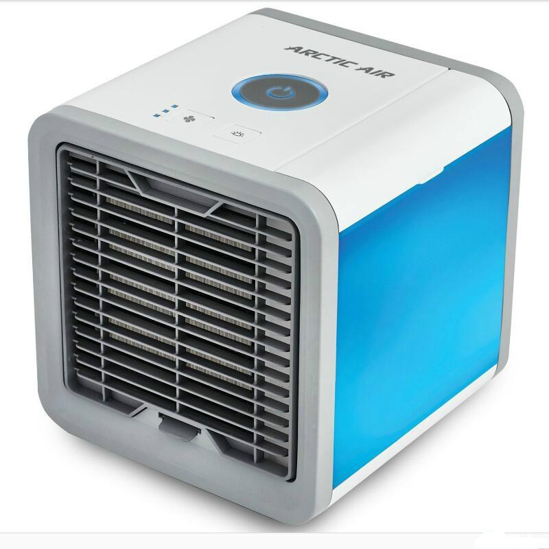 2018 arctique refroidisseur d'air petits appareils de climatisation Mini ventilateurs ventilateur de refroidissement d'été Portable climatiseur