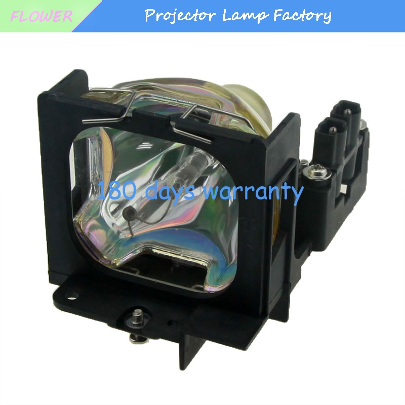 XIM Replacement Projector Lamp with Housing TLPL55 For TOSHIBA TLP-261M TLP-550C TLP-551C TLP-560 TLP-560D TLP-561 TLP-561D projector lamp tlplpx40 with housing for toshiba tlp x4100u projector