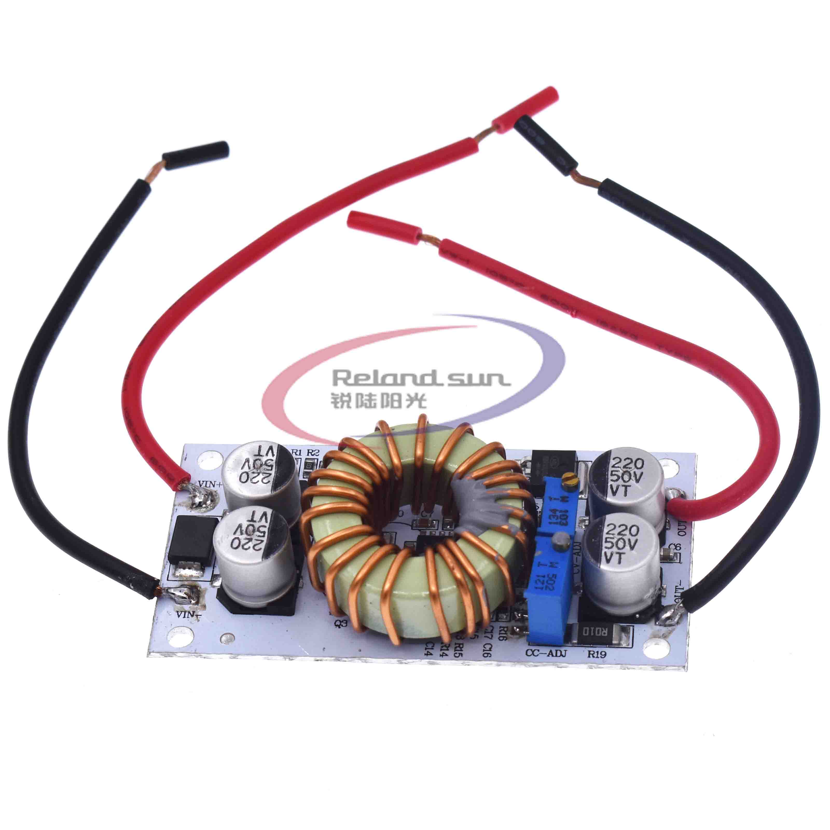 250W DC-DC Boost Converter Adjustable 10A Step Up Constant Current Power Supply Module Led Driver For Arduino250W DC-DC Boost Converter Adjustable 10A Step Up Constant Current Power Supply Module Led Driver For Arduino