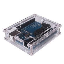 Для Arduino Uno R3 Прозрачный Чехол Protector Shell