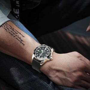 Image 5 - MAIKES Sport Watch Strap Watch Accessories Fluoro Rubber Watch Band 20mm 22mm 24mm Watchband Bracelet For Seiko Citizen MIDO