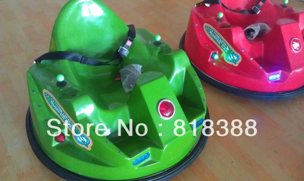 Kids Car Ufo Bumper Car Child Battery Car