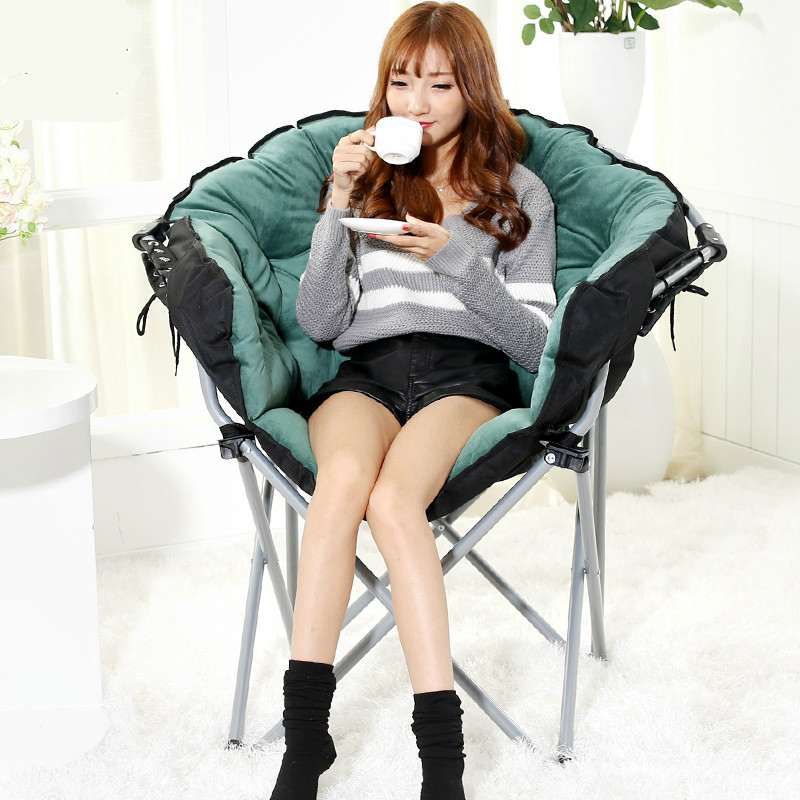 New style modern   fashion leisure chair folding chair lazy sofa household computer chair dormitory chair free shipping