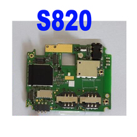 Original Used Tested Work Well S820 Mainboard Motherboard Board Card Fee Flex Cable For Lenovo S820