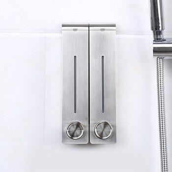 Shampoo Dispenser For Shower | Hanging Sanitary Hand Sanitizer Bathroom Shower Shampoo Dispenser Cleaner Bottle For Family Hospital Hotel Supply
