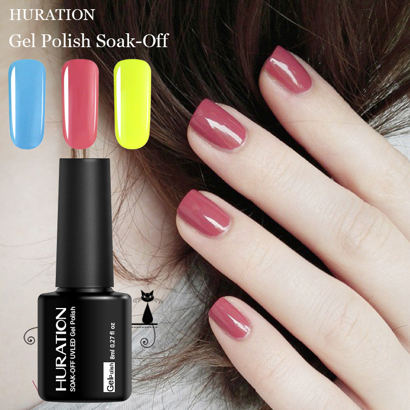 Gel Nail Polish Sale: Huration Hot Sale 29 Color Gel Nail Polish LED UV Gel