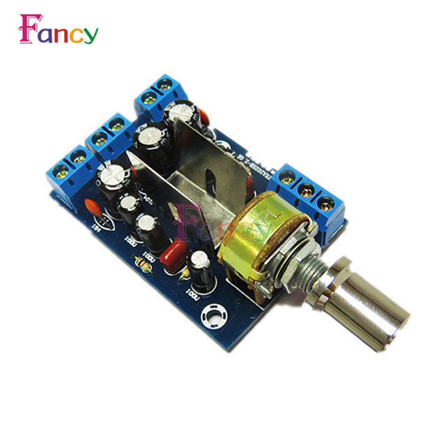 US $2 28 |TEA2025B 2 0 Stereo Dual Channel Mini Audio Amplifier Board For  PC Speaker 3W+3W 5V 9V 12V CAR-in Instrument Parts & Accessories from Tools