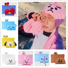 BTS BT21 Hoody Towel [7 colors]