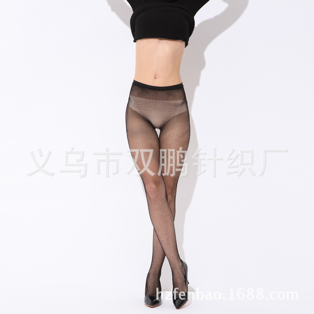 Небольшой сетки прозрачной интерес даже брюки чулки WK1201 # обжаловать