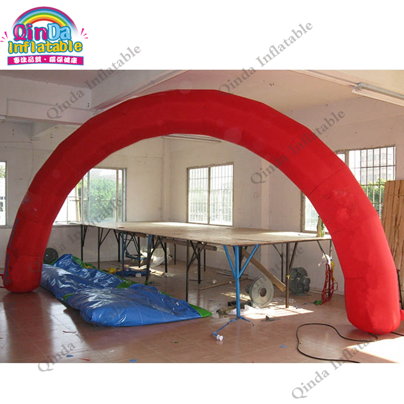 Free to print your logo Inflatable Rainbow Arch Alibaba Inflatable Advertising Inflatable Finish Line Arch With Free Blower 32ft 10m inflatable rainbow arch for advertisement with blower 220v 110v