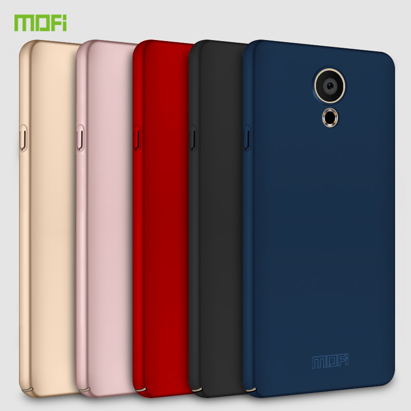 For Meizu 15 Lite M15 Case MOFI Fitted Cases PC Hard Case For Meizu 15 Lite M15 Cover Phone Shell Ultra thin For Meizu M15