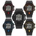 Honhx moda hombres reloj led resistente al agua deporte reloj resistente a los golpes militares de los hombres de cuarzo analógico digital reloj del relogio masculino