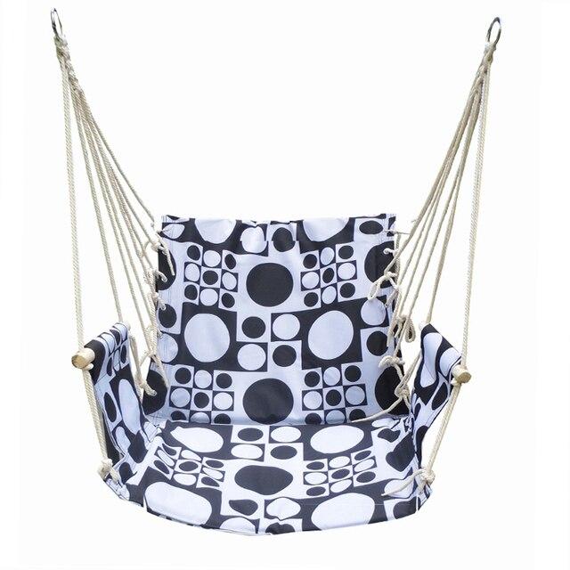 New Oxford Cloth Hanging Chair Swing Chair Indoor Strap Swing  Multifunctional Emperorship Swing Lanyard Hammock Indoor