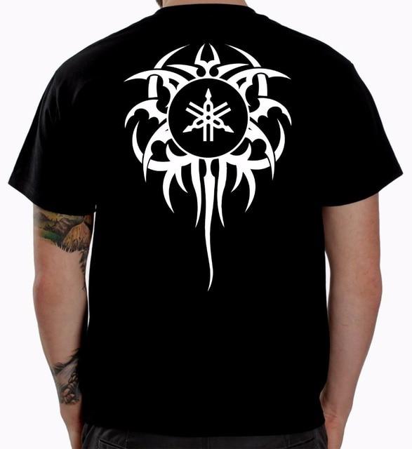 Tribal clothing logo images galleries for Logo t shirt dress
