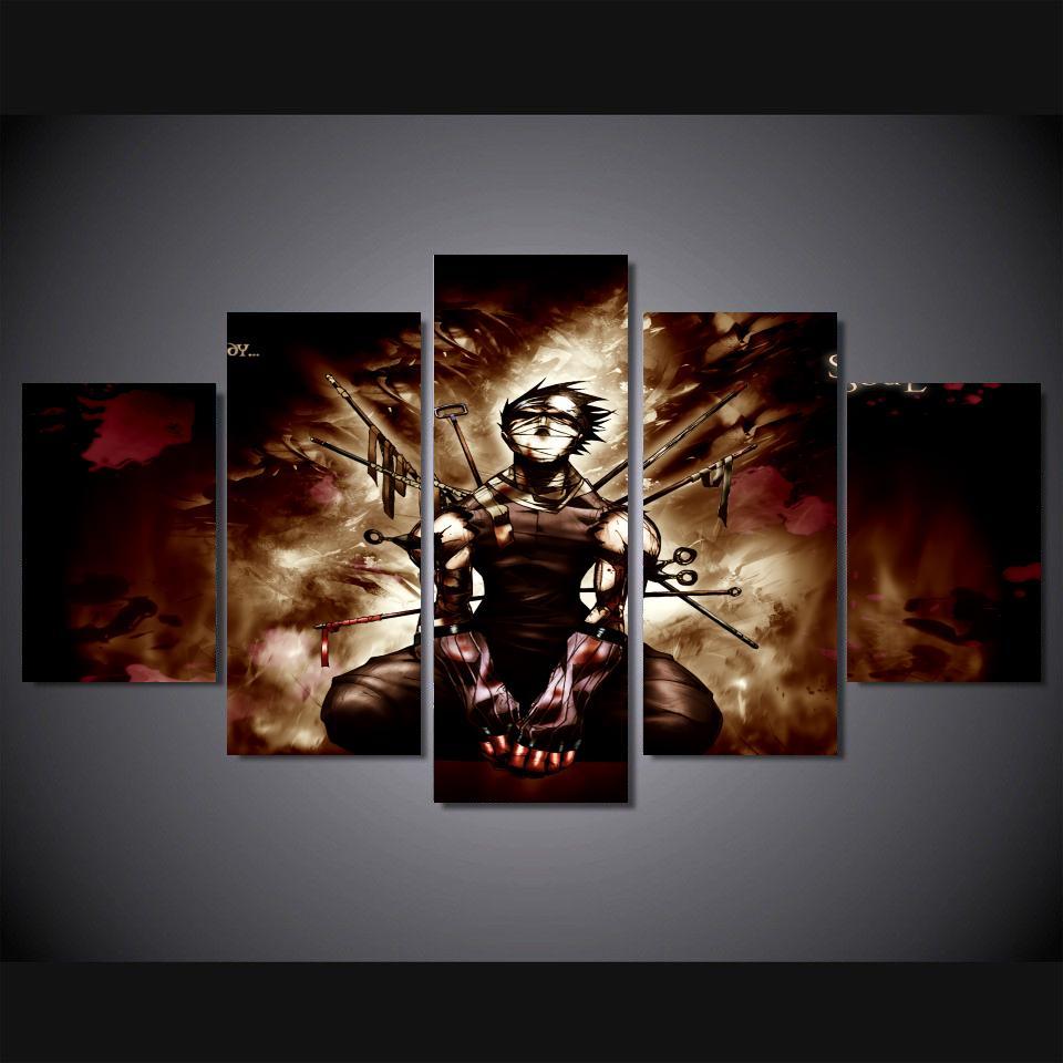 Popular Naruto Canvas Art-Buy Cheap Naruto Canvas Art lots ...